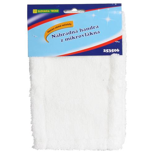 Handra Cleonix, náhradná na mop biely