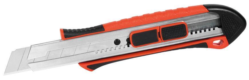 Nôž Strend Pro UK292, 25 mm, odlamovací, plastový