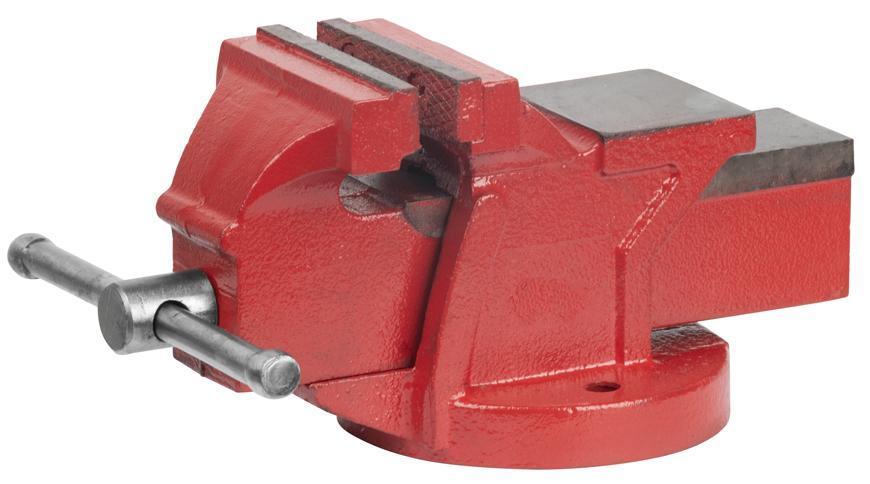 Zverák Cork BV0110, 125 mm, GT, dielenský, zámočnícky