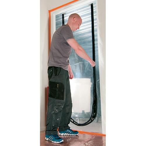 Folia Strend Pro, PF1201, na dvere, U-Zipper