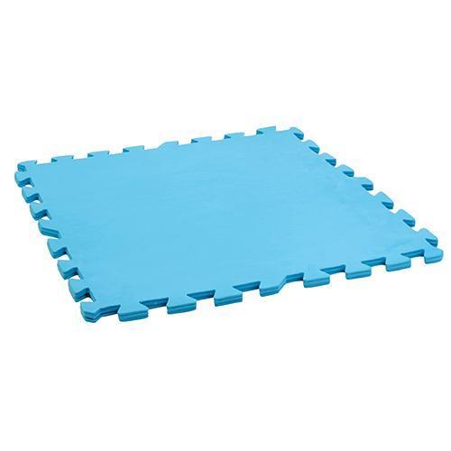 Podložka Bestway® 58220, pod bazén, PE, 8 ks,náhrada (2171565), 500x500/40 mm