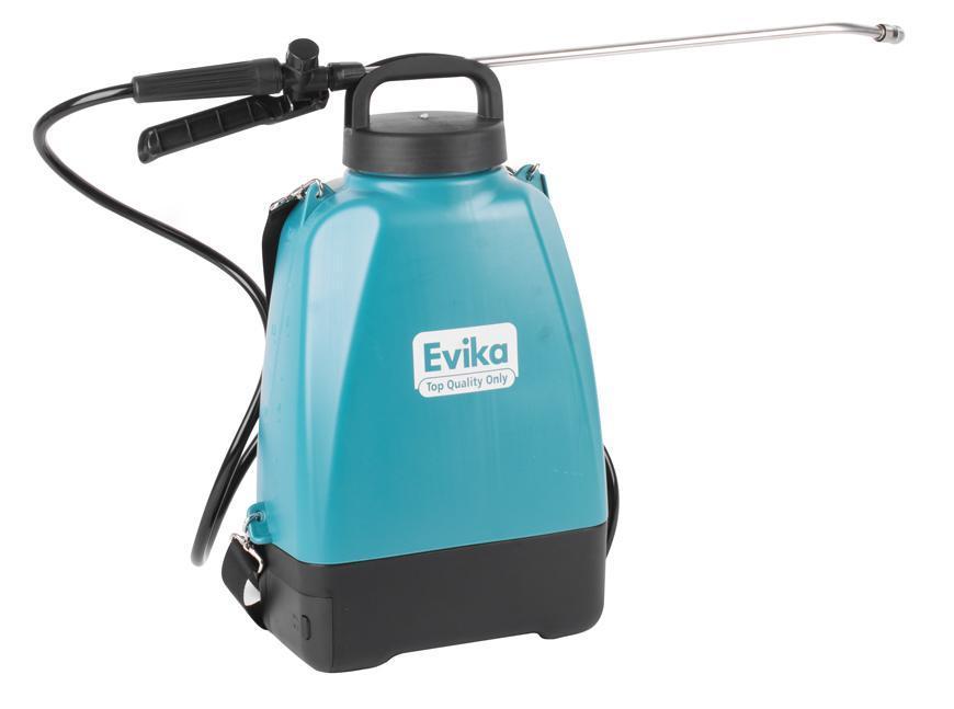 Postrekovac Evika EJ80, 8 lit, 10.8V, Lithium battery, akumulátorový