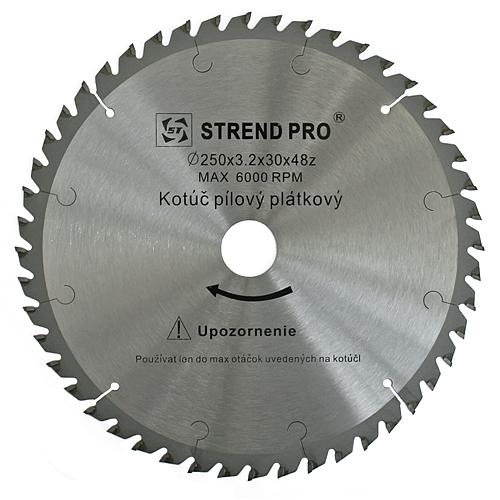 Kotúč Strend Pro SuperSaw NWS 300x3,2x30 96T, na drevo, pílový, SK plátky