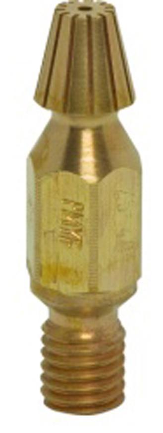 Dyza Messer 666.17225, PL-RC, 2-8mm, PMEY rezacia, 2-2.5 bar