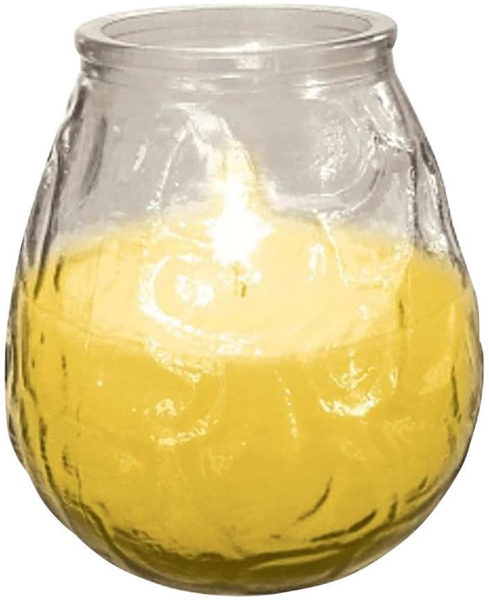 Sviečka Citronella CG582, 100 g, sklo, bal. 12 ks, SellBox