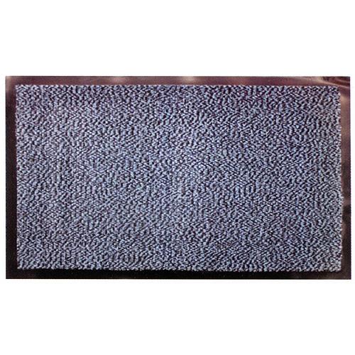 Rohožka MagicHome CPM 302, 40x60 cm, čierna/sivá