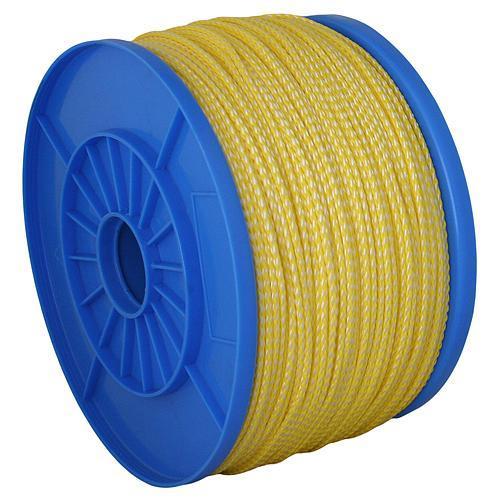 Lano Strend Pro MDB200Y, 03 mm, žlté, 380 m, PP, nos. 43 kg