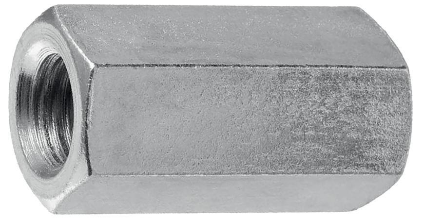 Matica Strend Pro PACK DIN 6334 Zn JHS08, predlžovacia pre závit. tyč, bal. 8 ks