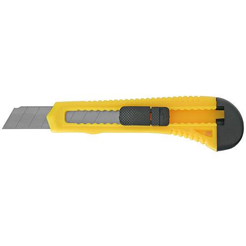 Nôž Strend Pro 18 mm, odlamovací, plastový