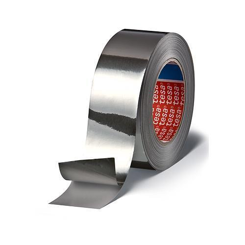 Páska tesa® PRO Aluminium, hliníková, 50 mm, L-50 m
