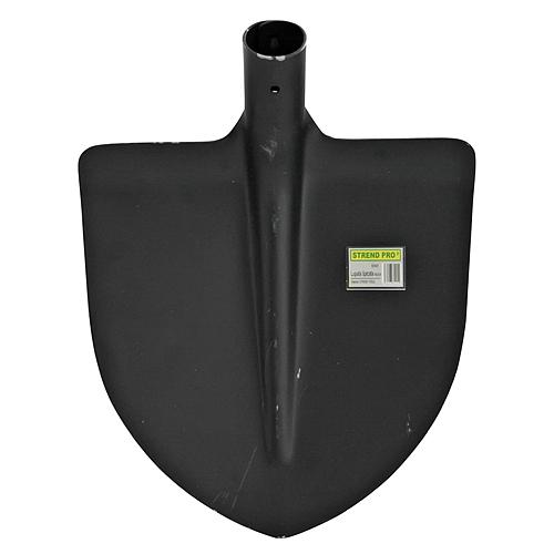 Lopata S510SL, špicatá, čierna, bez násady