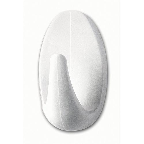 Háčik tesa® Powerstrips®, biely, oválny