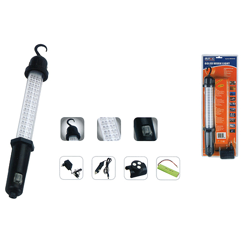 Svietidlo Strend Pro Worklight WL1018, Led 60, NiMh 7.2V/800mAh
