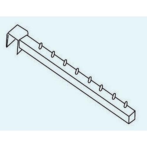 Vešiak Racks H21 0400x25x25x1.2 mm, s hrotmi