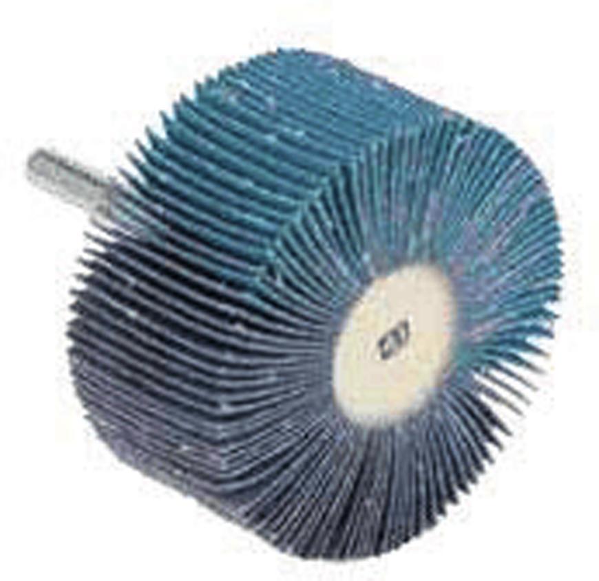 Kotuc STARCKE Spiner Z 50x25-6 mm, P120, stopka, lamelový, zirkon