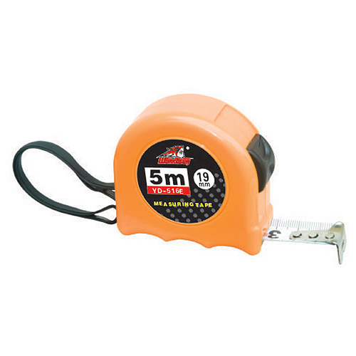 Meter WorkTiger 16 03,0 m, 16 mm, zvinovací, ABS