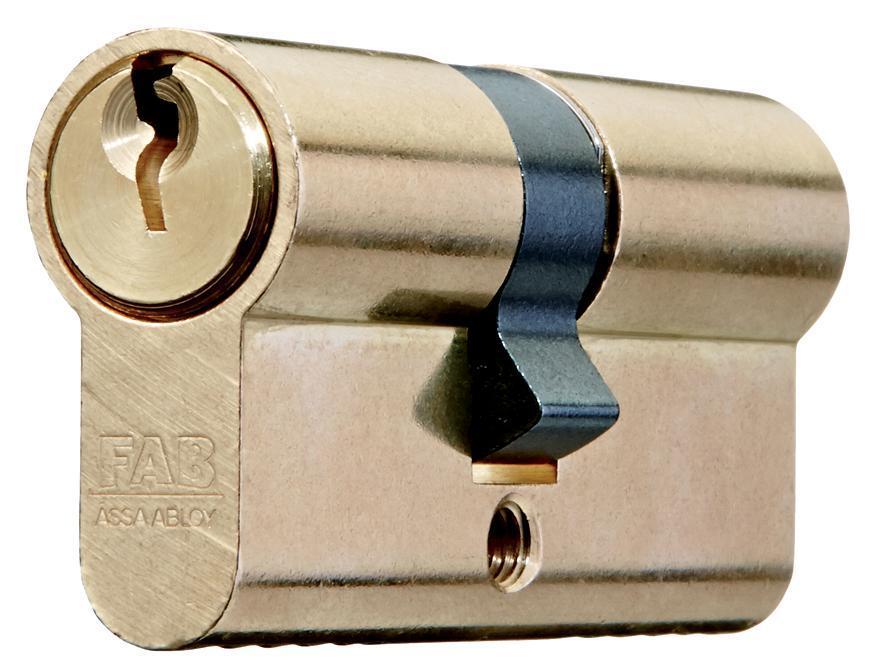 Vlozka cylindrická FAB 50D/30+35, 3 kľúče, stavebná, kusové bal.