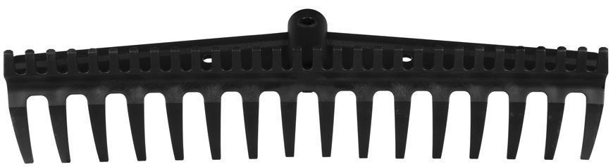 Hrable Strend Pro Premium S891, 16z, 445x115 mm, bez násady