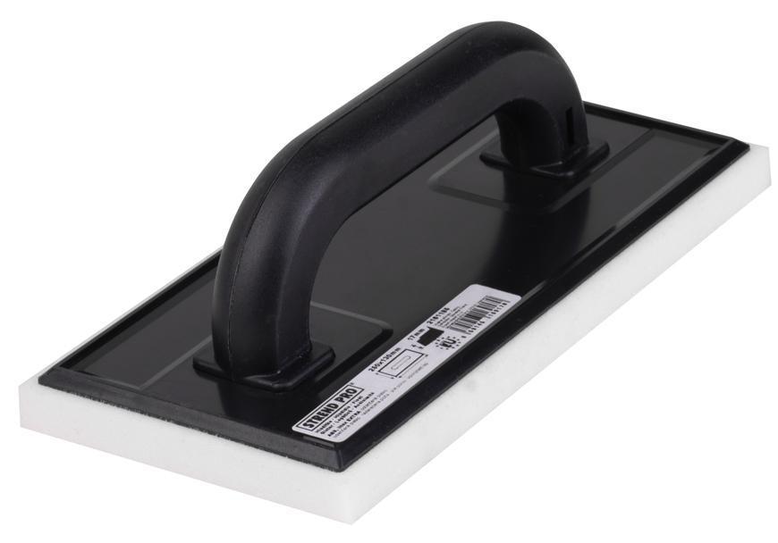 Hladítko Strend Pro, 250x130x17 mm, ABS, litex extra