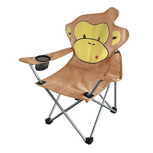Stolička MONO, 35x35x56 cm, opica, detská