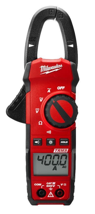 Multimeter Milwaukee 2235-40, 2xAA, kliestovy
