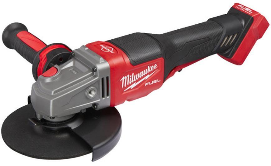 Bruska Milwaukee® M18 FHSAG125XPDB-0X, rapid stop, uhlová