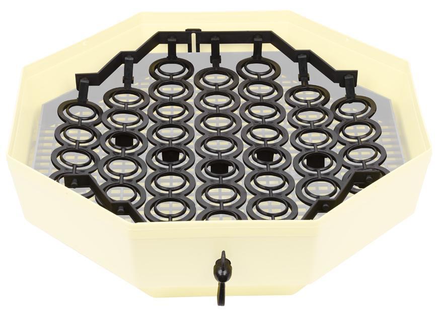 System CLEO IPEE-6, na otáčanie, bažantie vajcia