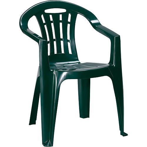 Stolička Curver® MALLORCA, zelená