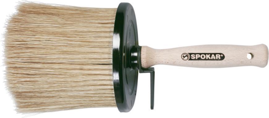 Stetka Spokar 10 132 mm, syntet. stetina, drevo