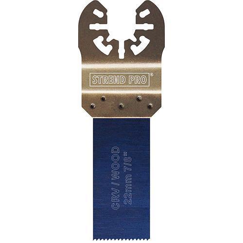 Nástroj Strend Pro FC-W002 pílový list 22 mm, na multibrúsku, Cr-V