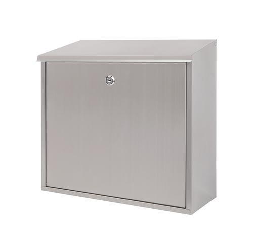 Schranka FLATBOX 2, nerez, 360x360x100 mm