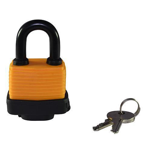 Zámok Xlocker TSS 364, 38 mm, vodotesný, visiaci