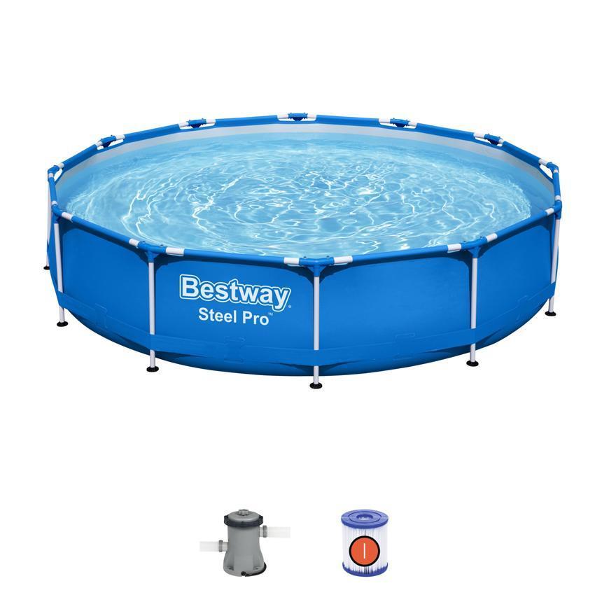 Bazen Bestway® Steel Pro™, 56706, 366x76 cm