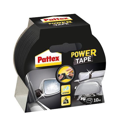 Paska Pattex® Power Tape, 50 mm, L-10 m, čierna
