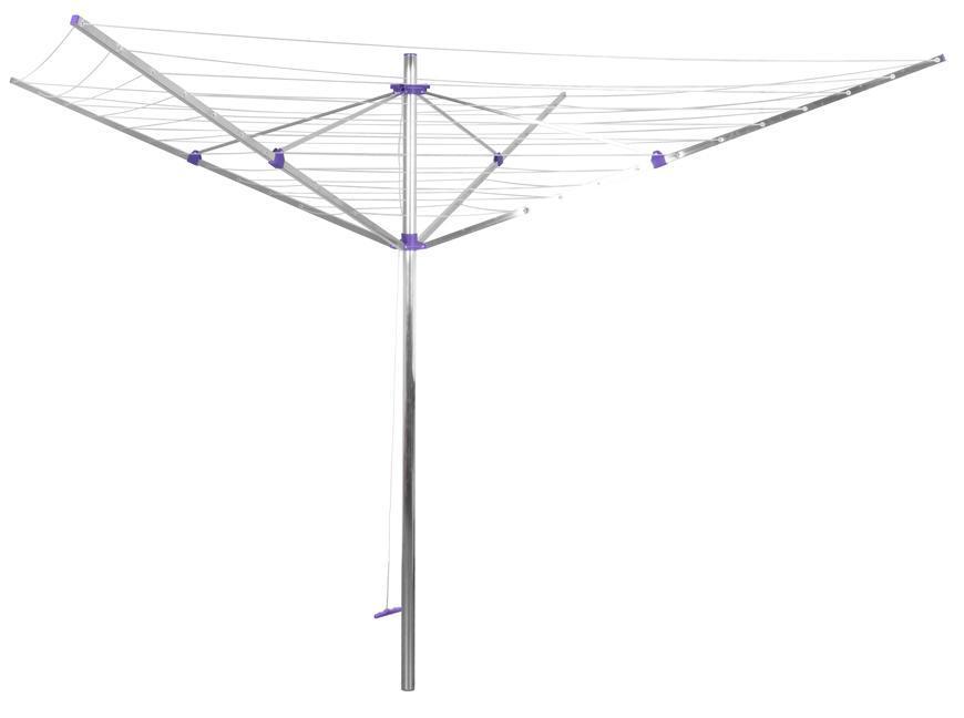 Sušiak Strend Pro, na prádlo a bielizeň, záhradný, 60 m