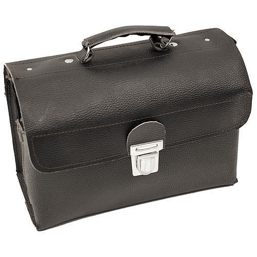 Brašňa kožená BE-30 K, elektrikárska, na náradie, 31x22x15 cm