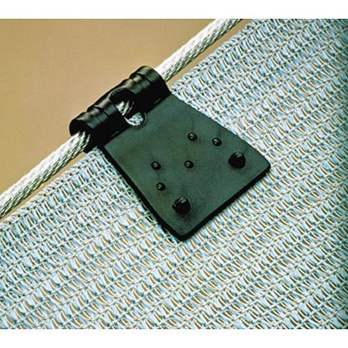 Spona FastClip C.002, upínacia na tieniacu tkaninu, bal. 20 ks