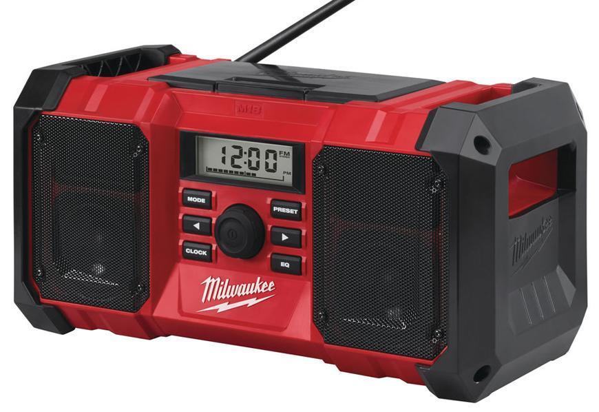 Radio Milwaukee M18 JSR-0