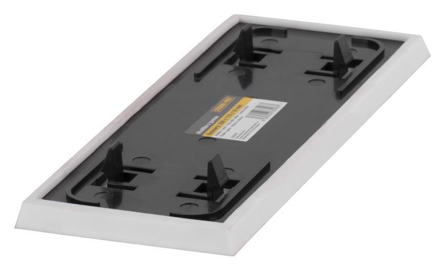 Hladítko Strend Pro T8800, 250x110x10 mm, gumové