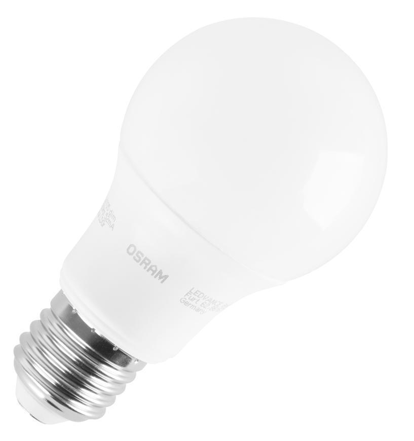 Ziarovka OSRAM® LED FR 075 (ean2571) dim - stmievateľná, 9W/827 E27 2700K Parathom CLASSIC A