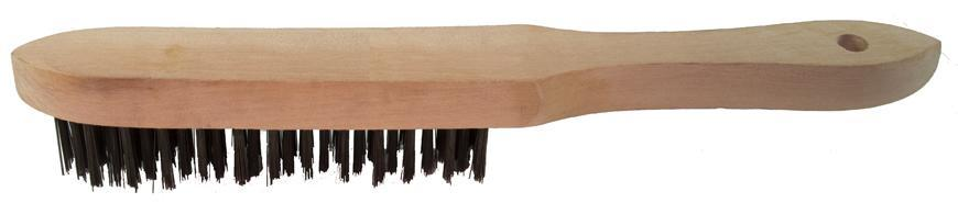 Kefa Strend Pro WB309 1506 (47008) 5 radová, oceľová, drevená rúčka