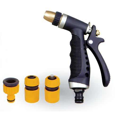 Sada zavlažovacia Strend Pro Garden DY2376, záhradná, pištoľ, spojky, adaptér