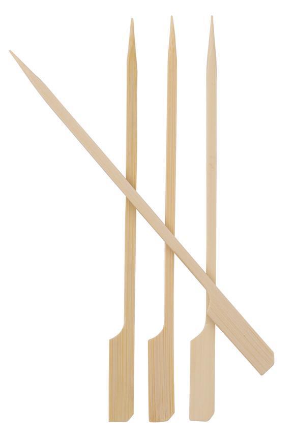 Špajdle MagicHome Bambus ECO TG, 150x3x3 mm, bal. 50 ks