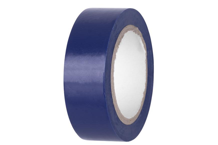 Páska E180BLU, modrá, izolačná 19 mm, L-10 m, PVC