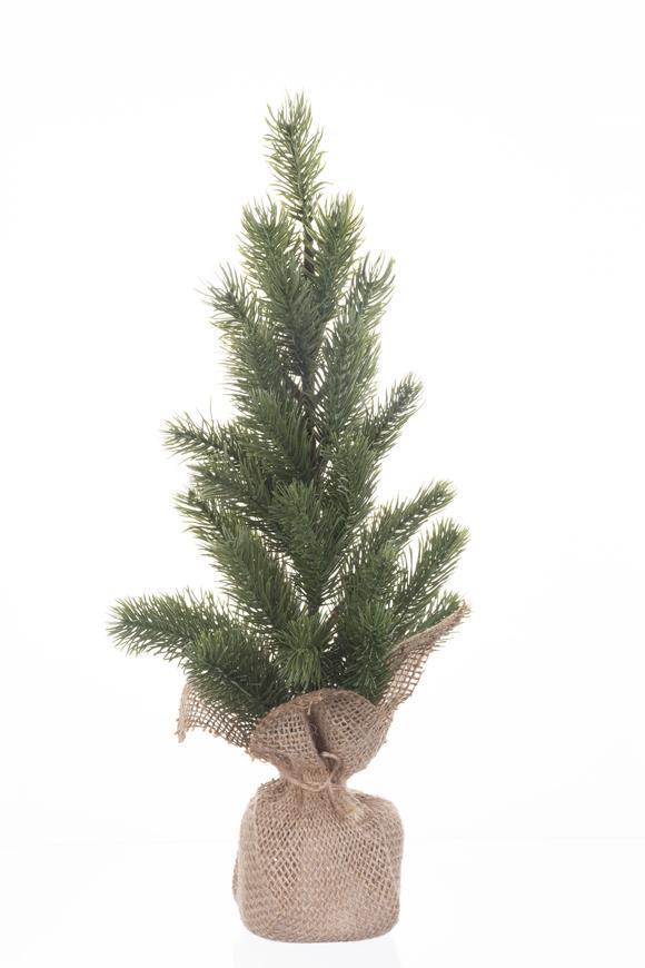 Dekorácia MagicHome Vianoce, Stromček, 40 cm