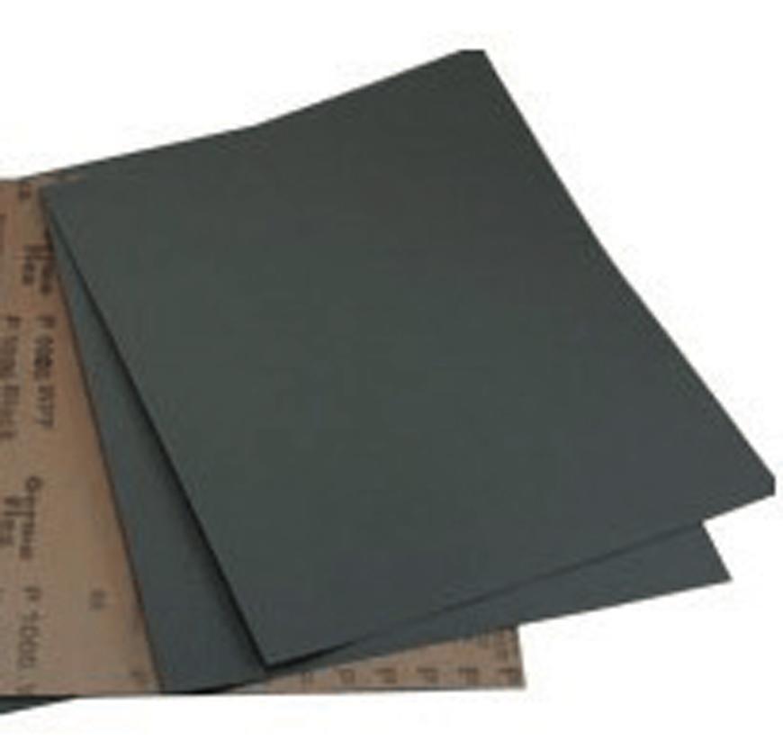 Papier GermaFlex WPF Black, 230x280 mm, P1200, vodeodolný