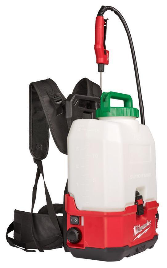 Nadoba Milwaukee M18 BPFP-CST, 15 lit, postrekovac, chemikalie