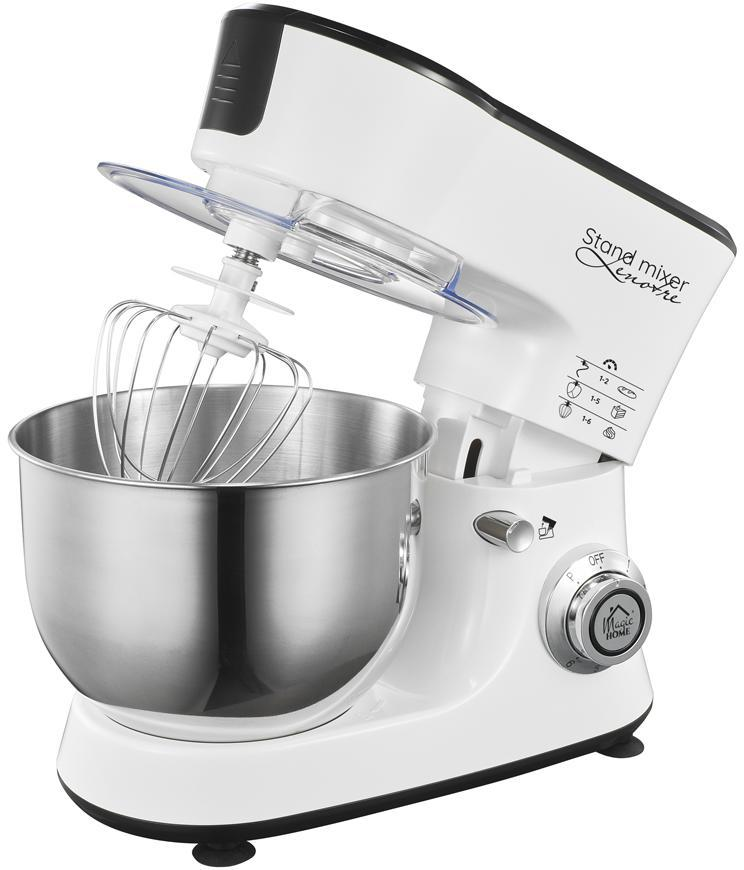 Kuchynský robot MagicHome, Lenotre, 1000W, 230V, 3v1, bielo-čierny
