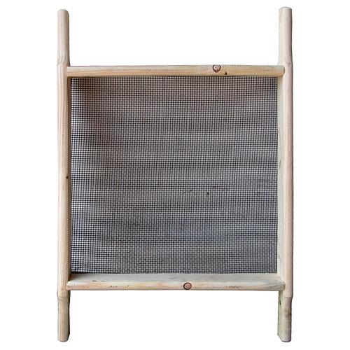 Sito na maltu MR28 04/500x500 mm, drevené