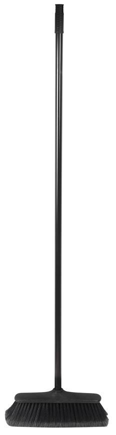 Metla York ECONATURAL, kovová násada 120 cm